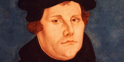 Martin Luther, 1529